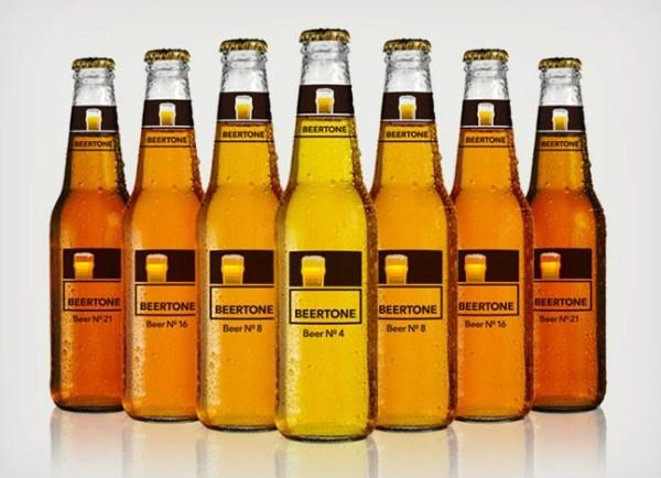 Beertone bottles