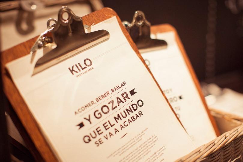 Carta Kilo