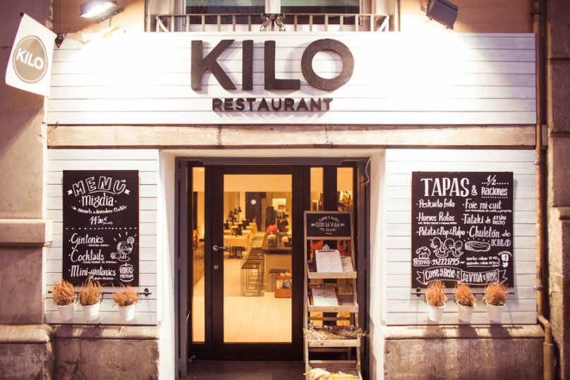 Restaurante Kilo