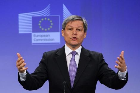 Comisión Europea aceite