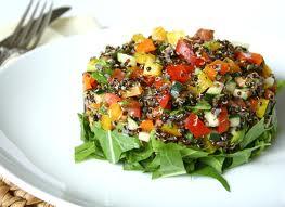 ensalada quinua
