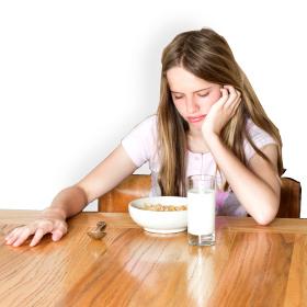 Desayuno adolescentes