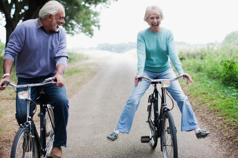 deporte gente mayor