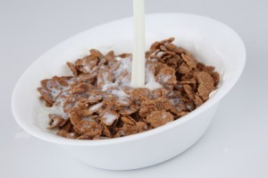 Leche cereales