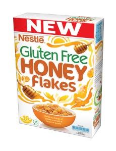 Gluten free cereales desayuno