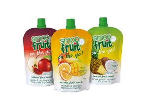 Smoofruit pouches